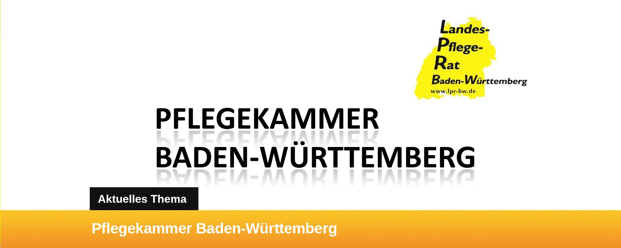 Pflegekammer Baden-Württemberg